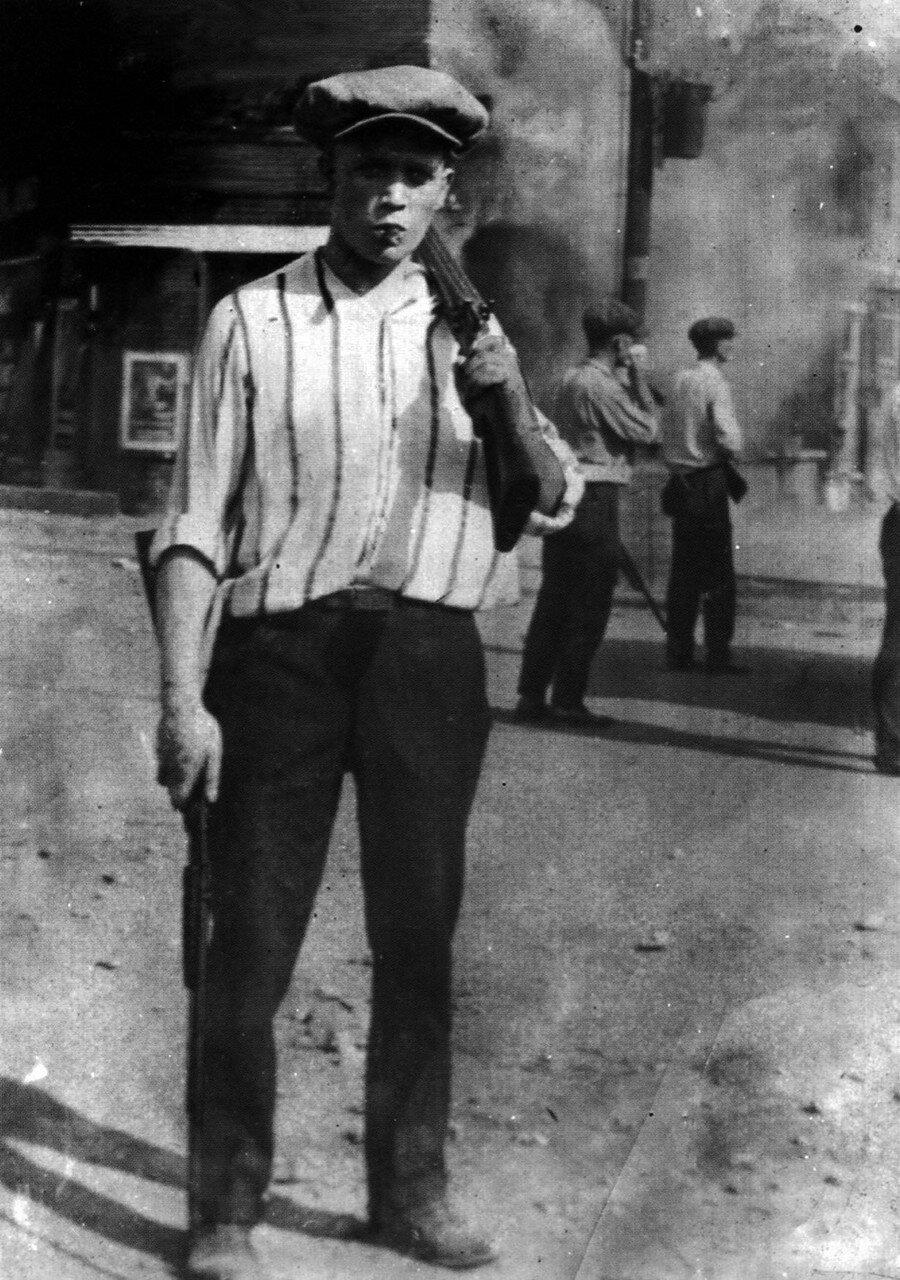 1921. 1 июня. Резня негров в Талсе, Оклахома