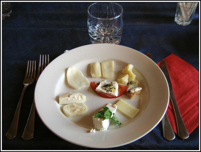 Дегустация сыров на итальянской ферме в Медном