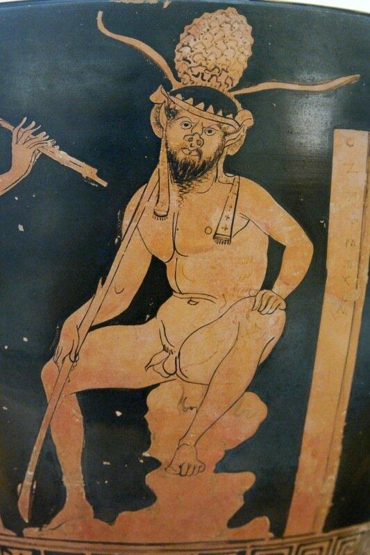 Сатир из Палермо