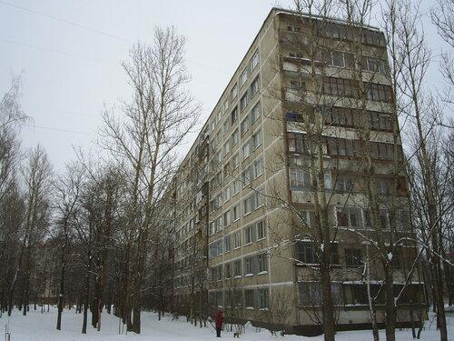 Будапештская ул. 14к2