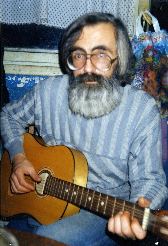 Миша Дидусенко, Питер