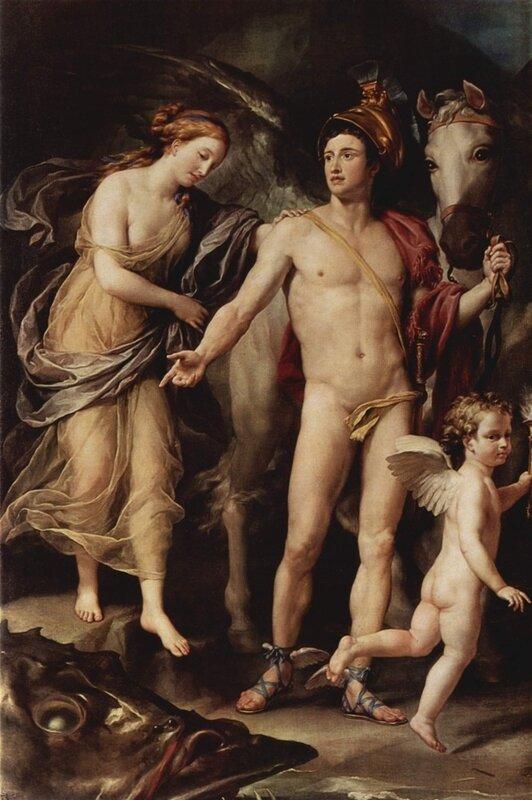 Персей и Андромеда, Менгс Антон Рафаэль (Megs)