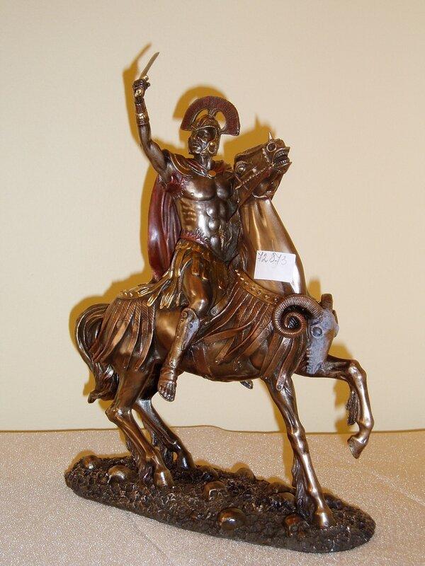 Конная статуя Ареса