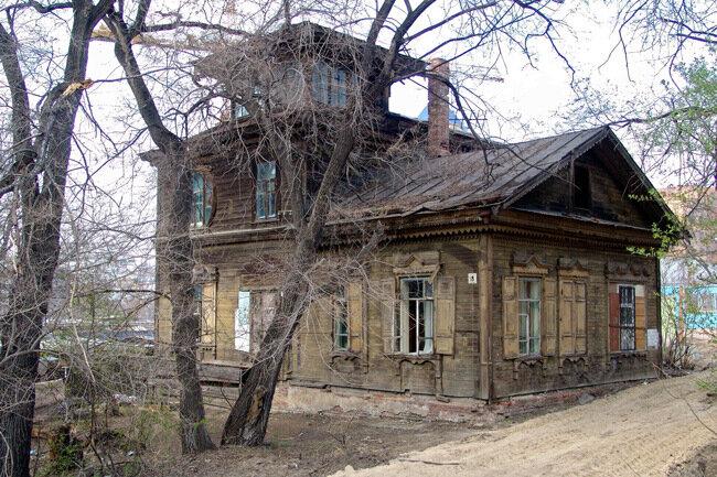 Старый город хабаровск в фотографиях