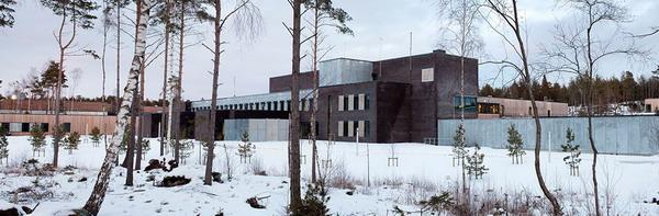 Тюрьма в Хальдене