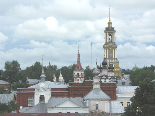 Ризоположенный монастырь