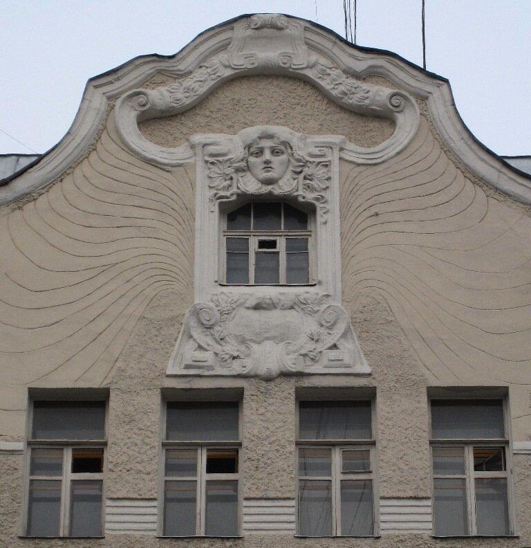 Окно под крышей