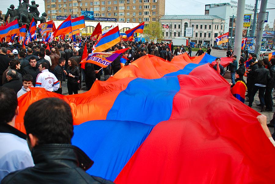 армяни в москве