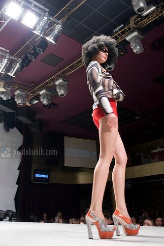 репортаж неделя моды мода fashion  Defile in Kyiv: VolSTan, Виктор Кобылинский