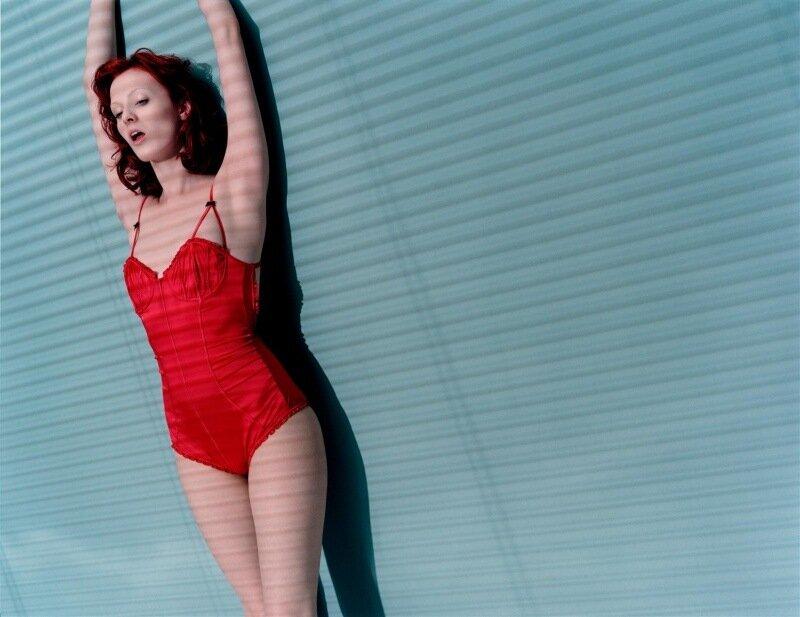 фотомодель фотографы модели мода fashion  Morning Beauty | Karen Elson by Sølve Sundsbø