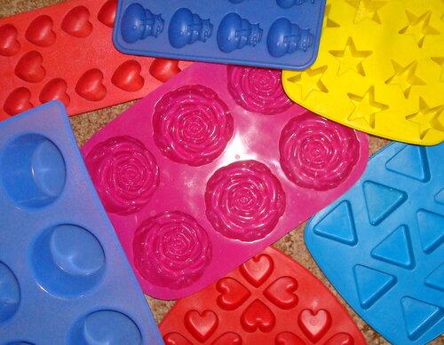 Как сделать силиконовые формы для мыла