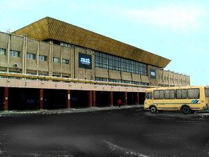 Омский автовокзал
