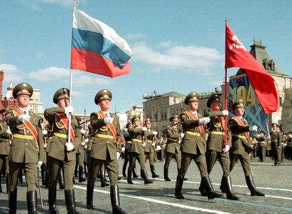 парад победы 2007 фото:
