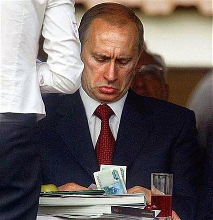 """""""Я не верю, что у Путина есть 2 миллиарда долларов"""", - глава российского госбанка Костин - Цензор.НЕТ 7765"""