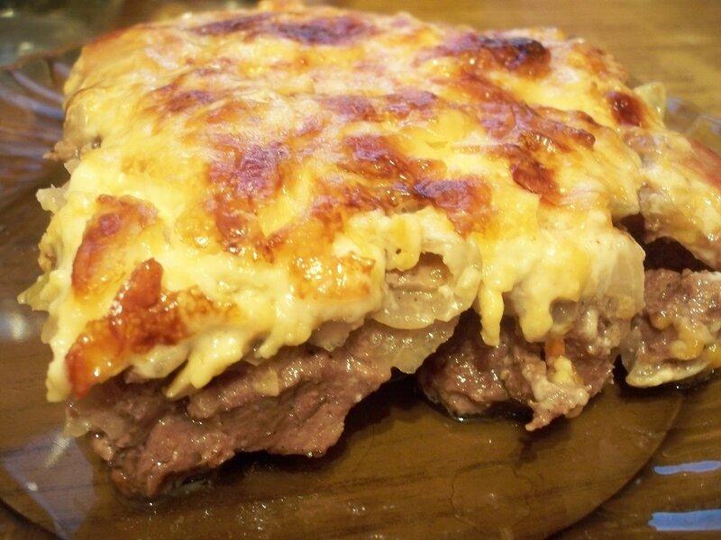 Блюда из мяса запеченные в духовке рецепт