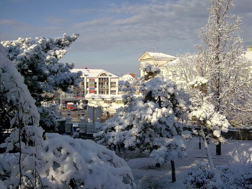 севастополь зимой фото полы считаются