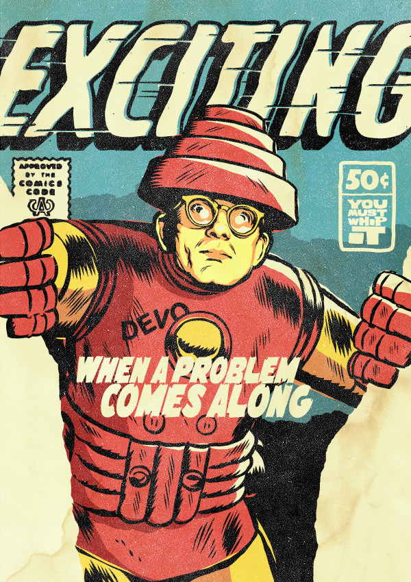 Post-Punk Marvels, Butcher Billy1280.png