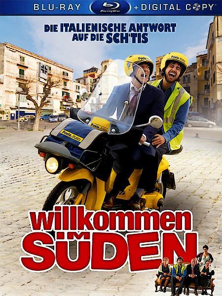 Добро пожаловать на юг / Benvenuti al sud (2010) BDRip 1080p / 720p + DVD5 + HDRip