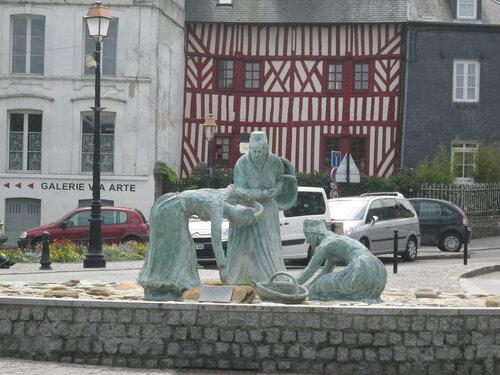 Куклы в Костюмах Народов Мира №35 Франция - Нормандия