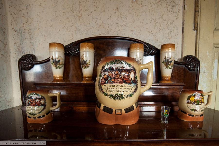 Пивоварня в Чехии