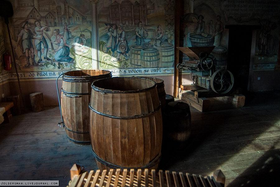 музей в детенице пивоварня