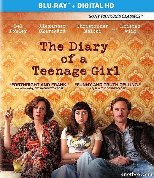 Дневник девочки-подростка / The Diary of a Teenage Girl (2015/BDRip/HDRip)