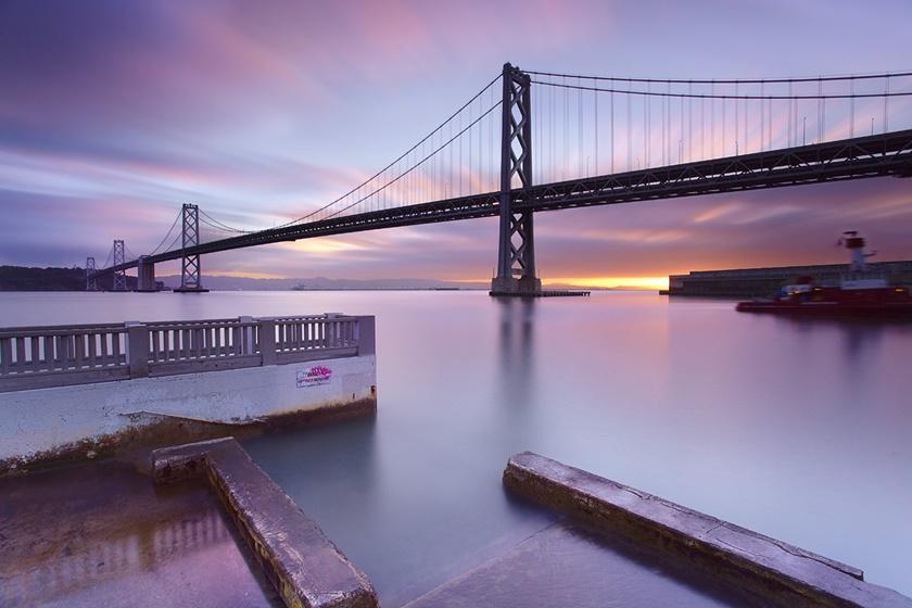 Красивые фотографии тумана в Сан Франциско, США 0 14227d ccb9591f orig