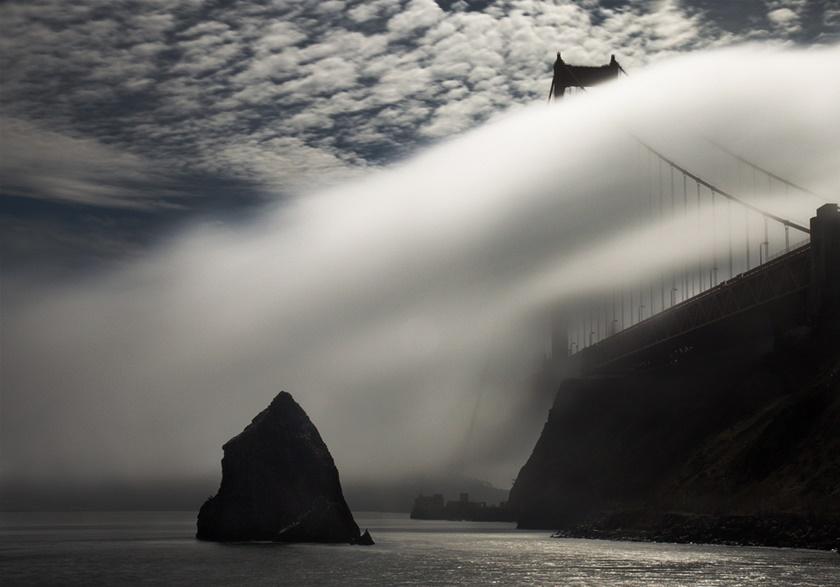 Красивые фотографии тумана в Сан Франциско, США 0 142291 e05f9fd3 orig