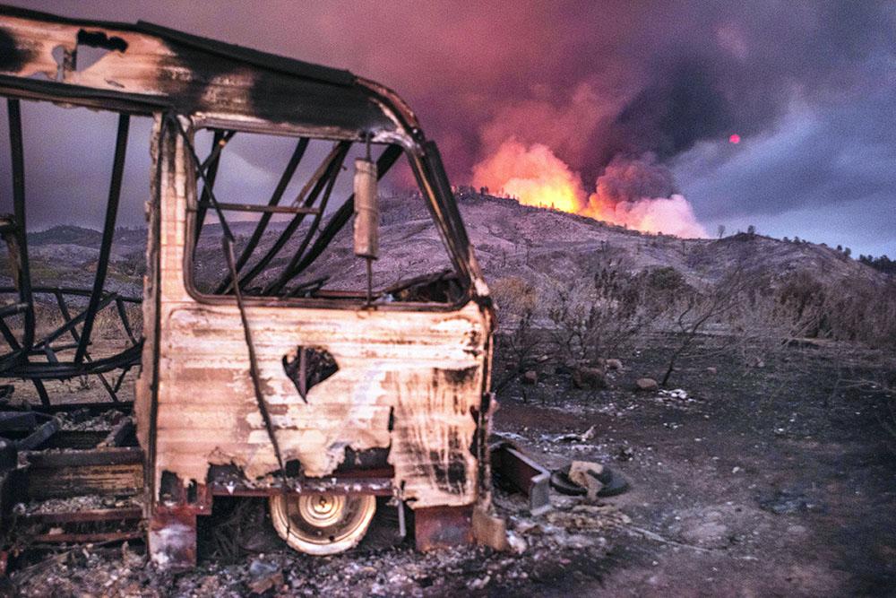 МЧС Российской Федерации предложило США помощь воперации потушению лесных пожаров вКалифорнии