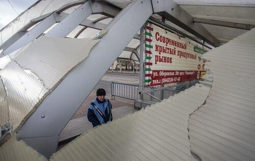 русский мир это есть война и разрушения луганск