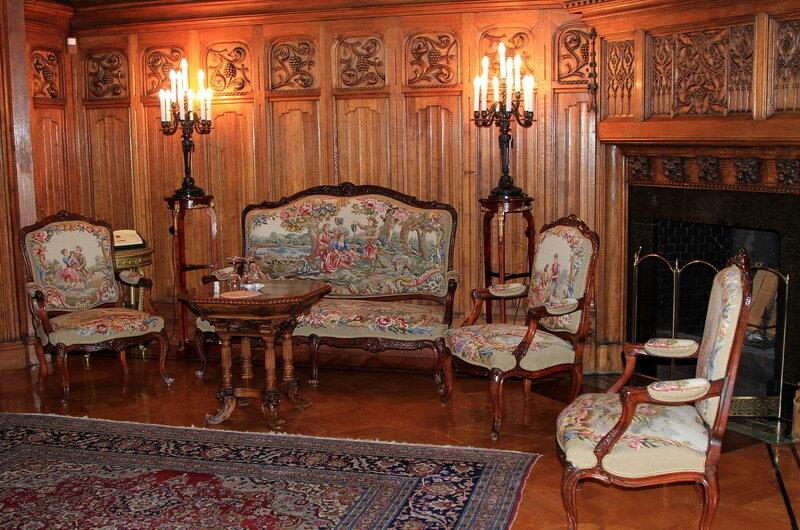 Дом приемов МИД на Спиридоновке (Особняк Морозовой) Арх. Шехтель