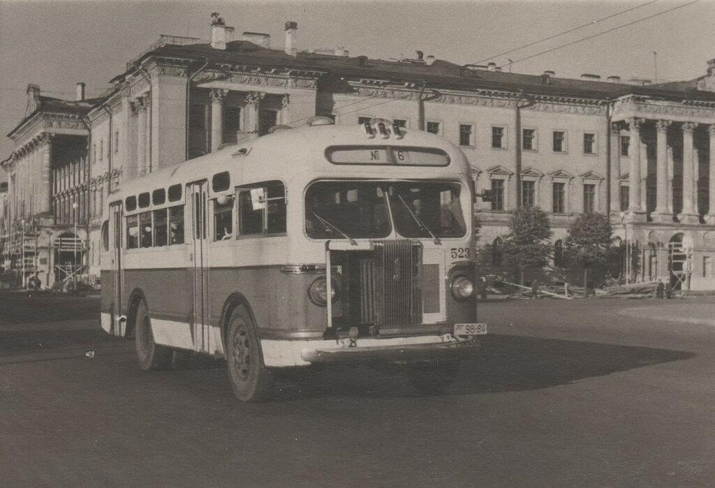 Ленинградские автобусы