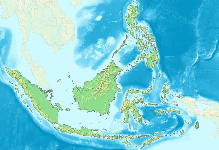 Самый большой по площади архипелаг в мире