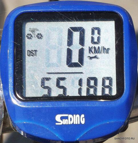 Вокруг Троицка на велосипеде