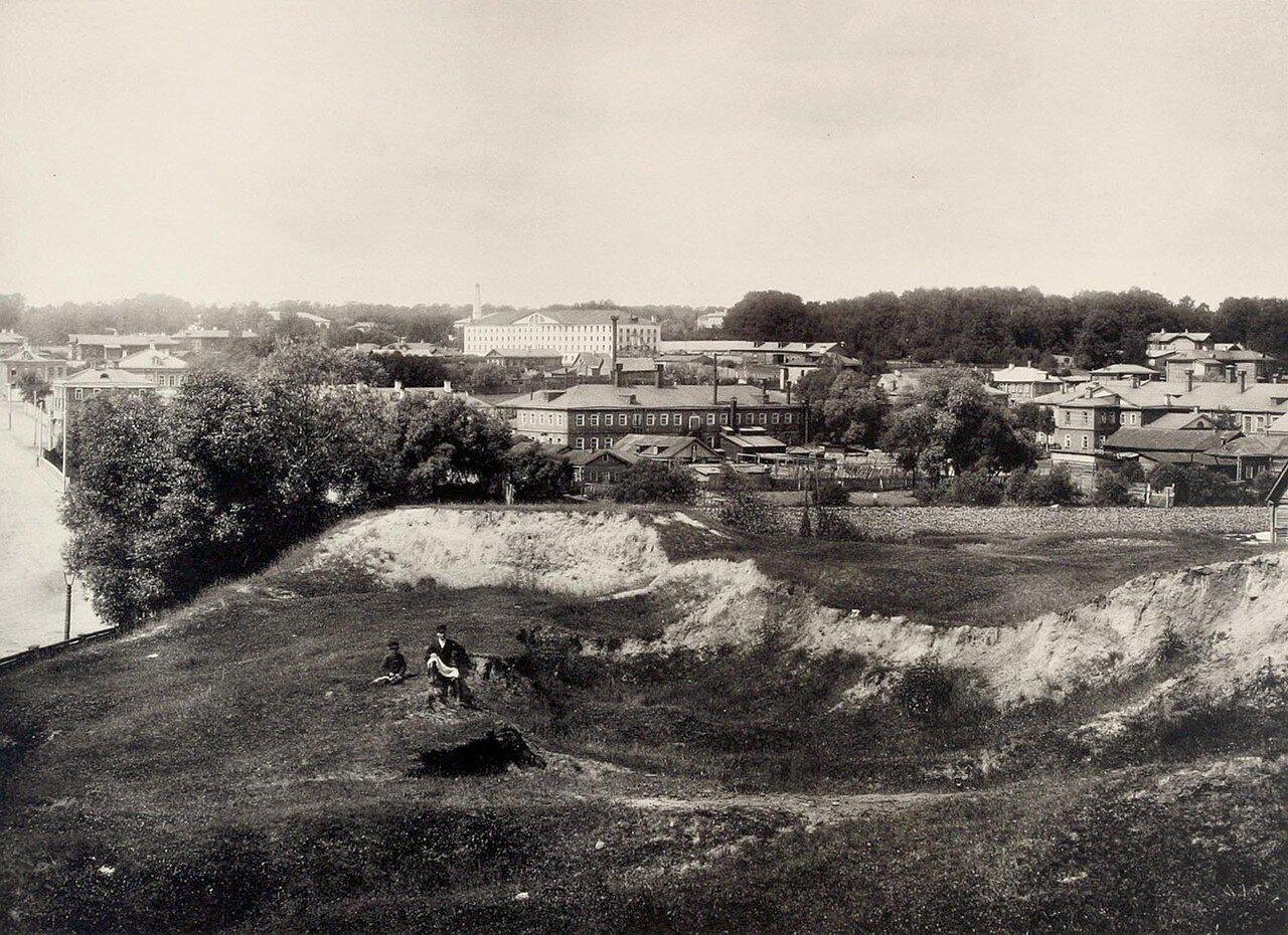 360. Вид на Преображенское с Сокольничьего поля