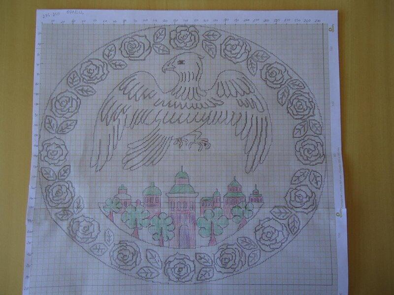 Схема ОРЛЕЦА для Томска