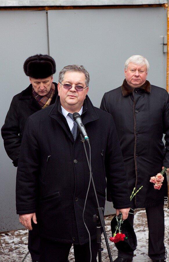 Руководитель Пресс-бюро Службы внешней разведки Сергей Николаевич Иванов
