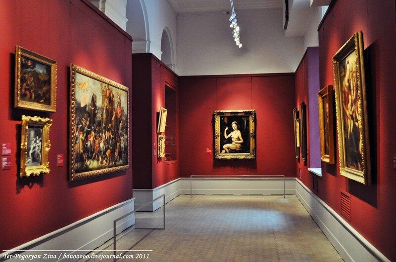 сайт музей изобразительных искусств: