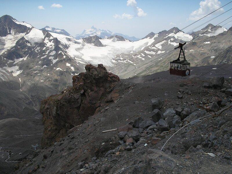 гора эльбрус фото