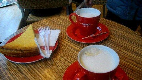 Австрийские кофейни или кофе по-венски