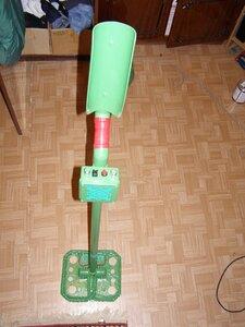 Думы о катушке.  Первоначальная конструкция DD от MikeS, 2005.
