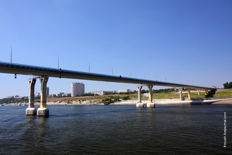 Волгоградский «пляшущий» мост