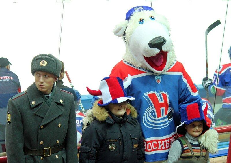 ХК Сибирь