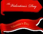Клипарт  к Дню Валентина