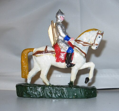 Древнерусский конный воин