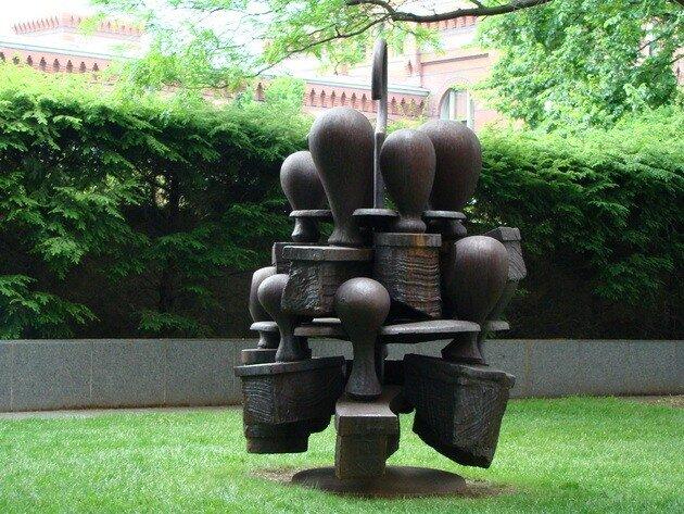 Музей Хиршхорна и Сад скульптур. Вашингтон