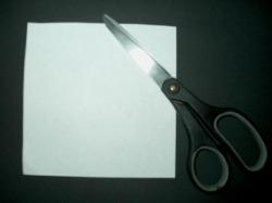 Мастер-класс по изготовлению бумажной снежинки