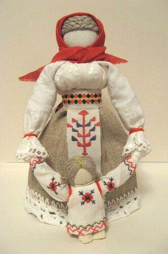 Народна кукла