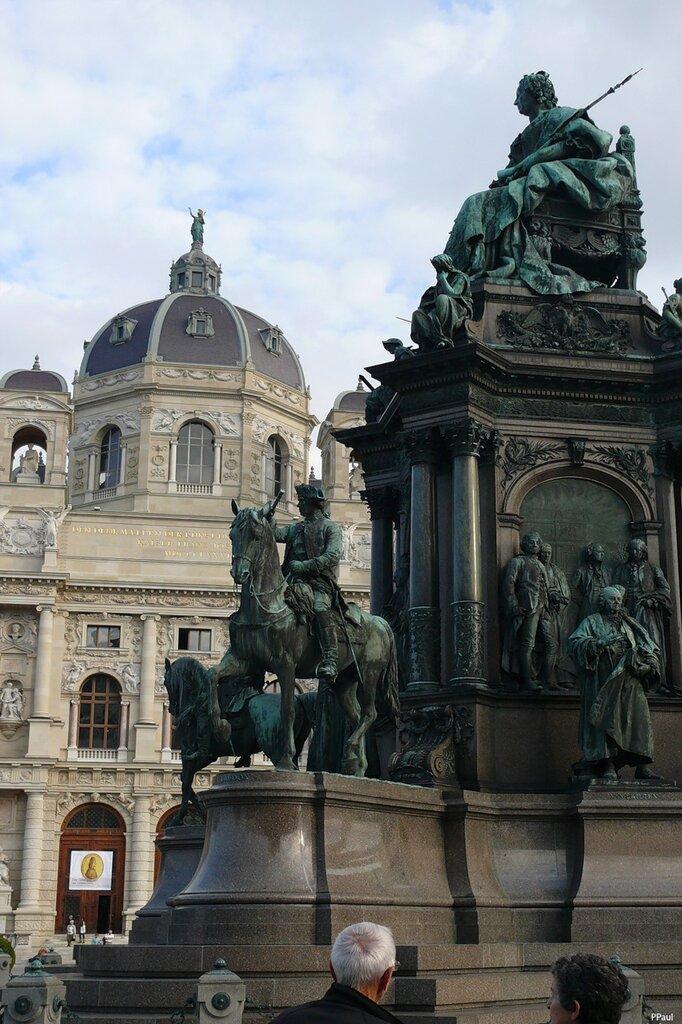 Памятник Марии-Терезии