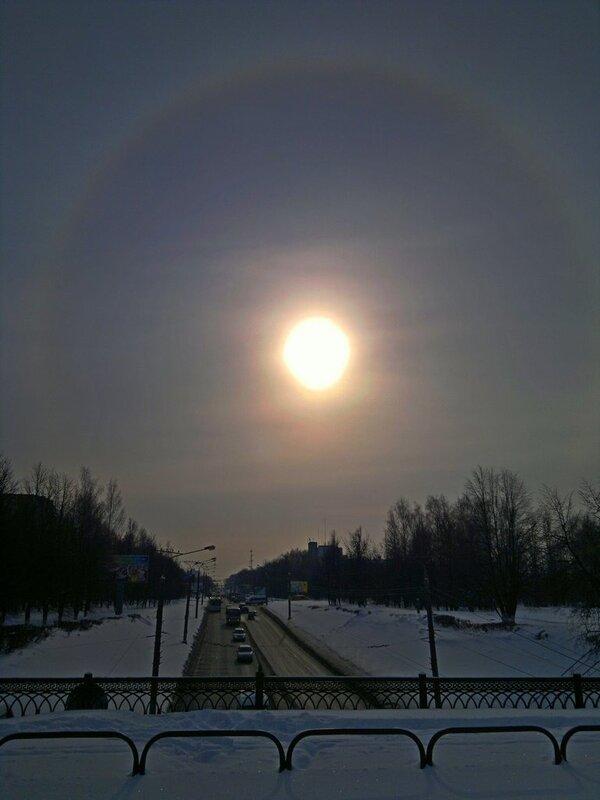 Гало 12.02.2011 11:55